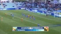 Getafe 2 Barça 5