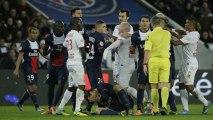 Rio Mavuba/Zlatan Ibrahimovic L'INCROYABLE altercation lors de PSG - Lille - 2013/2014