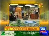 Hasb e Haal 19 December 2013 -Azizi as Ranjha- Hasb-e-Haal Dunya News 19th December 2013