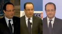 Hollande, une année de petites blagues