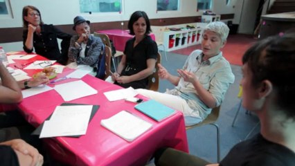 VEDUTA - Biennale de Lyon - EP03 : SELECTION / Groupe La Poste - Tous formidables - Tous Artistes