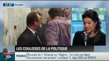 Les coulisses de la Politique: Blague sur la sécurité en Algérie: François Hollande exprime ses regrets - 23/12