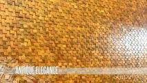 Gạch Mosaic Gỗ Ốp Tường - Ốp Trần - Ốp Vách