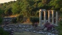 La découverte de la Victoire de Samothrace au XIXe siècle