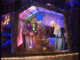 La maison du Père Noël à Lourdes