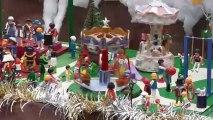 Crèche de Noël Playmobil de Papi Jo 2013