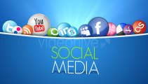 Bubbles Social Solution Promote - After Effects Template