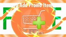 Auto Add Promo Items. Magento Extension by Amasty