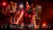 Night Club Beat (Flash Light's) Instrumental 2014