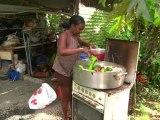 Noël: des préparatifs festifs en Martinique - 24/12