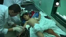 La bande Gaza cible d'une série de raids aériens israëliens