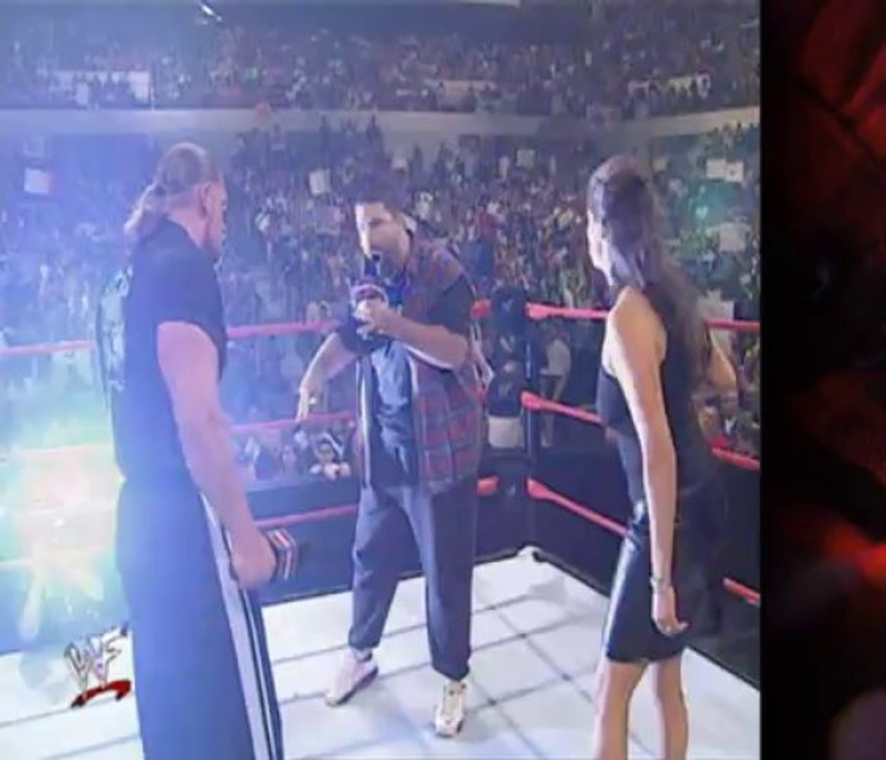 Mick Foley saying what we all feel on HHH