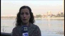 Informe a cámara: Al menos 12 muertos y 134 heridos en atentado contra sede policial en Egipto.