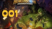 Hearthstone: Heroes of Warcraft #001 ENDLICH geht's los  [Full HD] | Let's Play Hearthstone