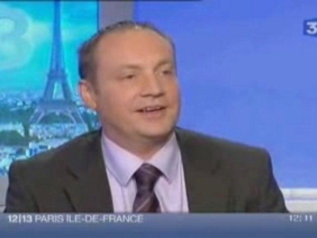 12-13h France3: commerce et centre-ville