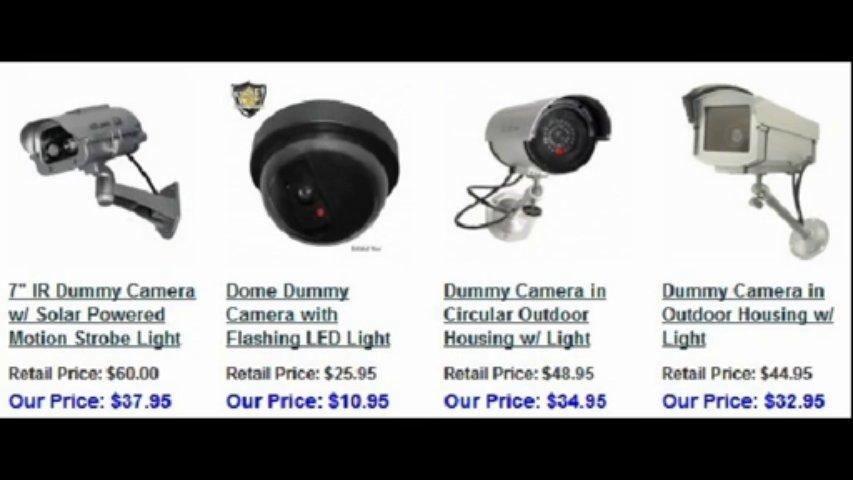 Fake Security Cameras – www.patriotsafetysolutions.com