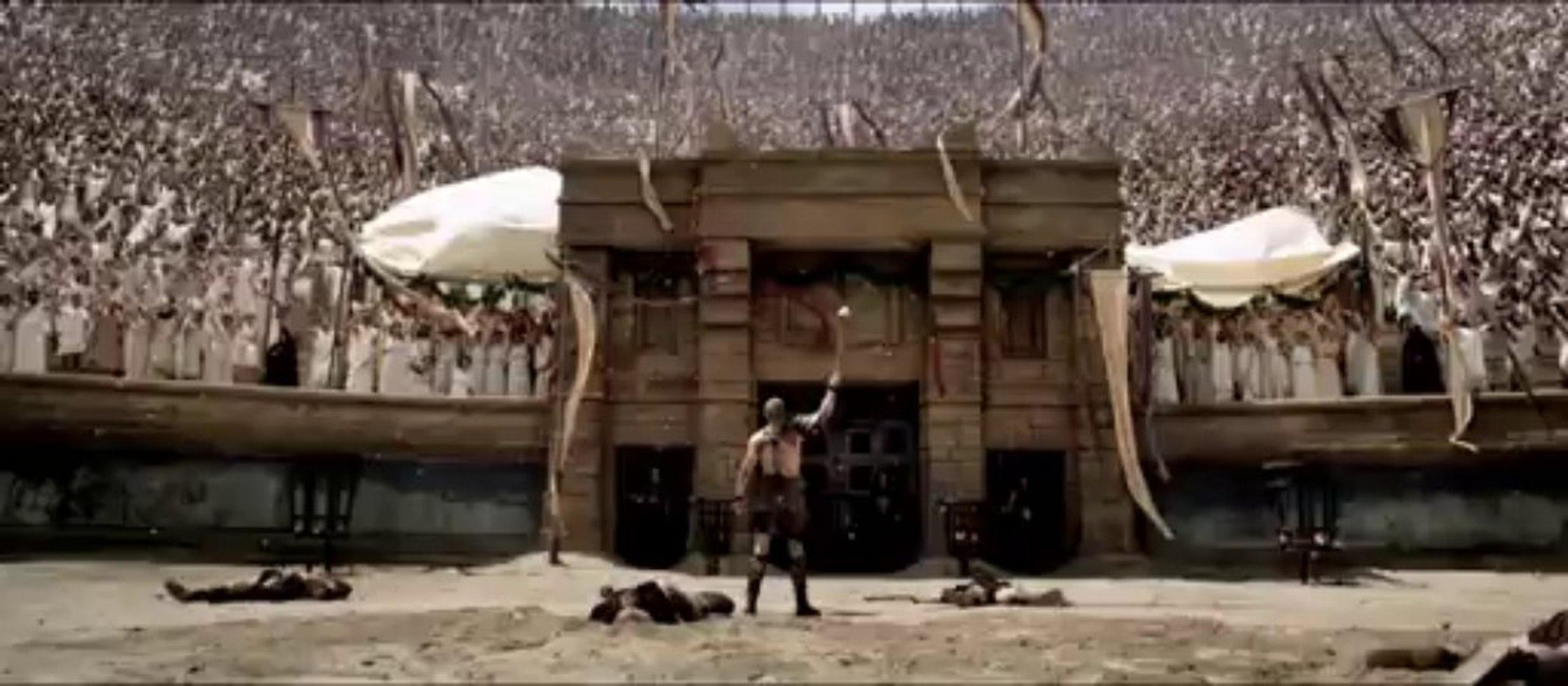 Trailer Hercules. El Origen de la Leyenda (Español)