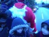 Preux au Bois passage du Père Noël