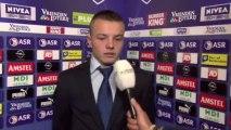 29-01-2012 Jordy Clasie na Feyenoord - Ajax