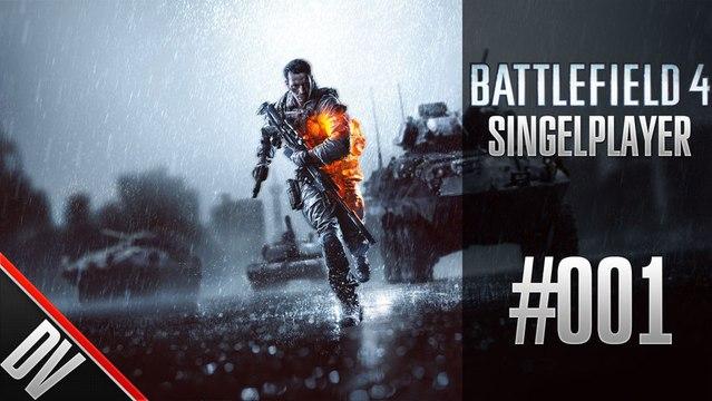 Lets Play Battlefield 4 #001