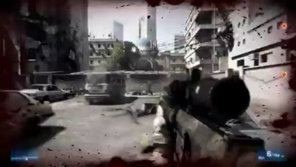 Let's Play Battlefield 3 #001 Ab in den Krieg!
