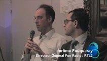 Courbevoie 3.0 – débat Emploi avec Jérôme Fouqueray et Arash Derambarsh