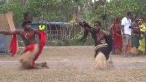 Nouvelle Caledonie: Dance issue des cultures Kanak (2/7)