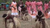 Nouvelle Caledonie: Dance issue des cultures Kanak (6/7)