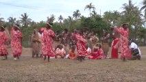 Nouvelle Caledonie: Dance issue des cultures Kanak (7/7)