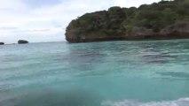 Nouvelle Caledonie: Voyage en pirogue du coté de L'Ile des Pins