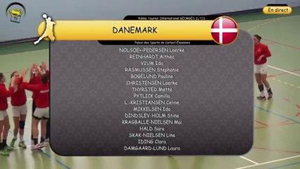 ASV TV - Tournoi International George ILTIS 2013 - Danemark vs Hongrie