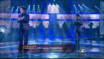 Daniel e Rubens cantam 'Bridge Over Troubled Water', de Paul Simon - The Voice Brasil