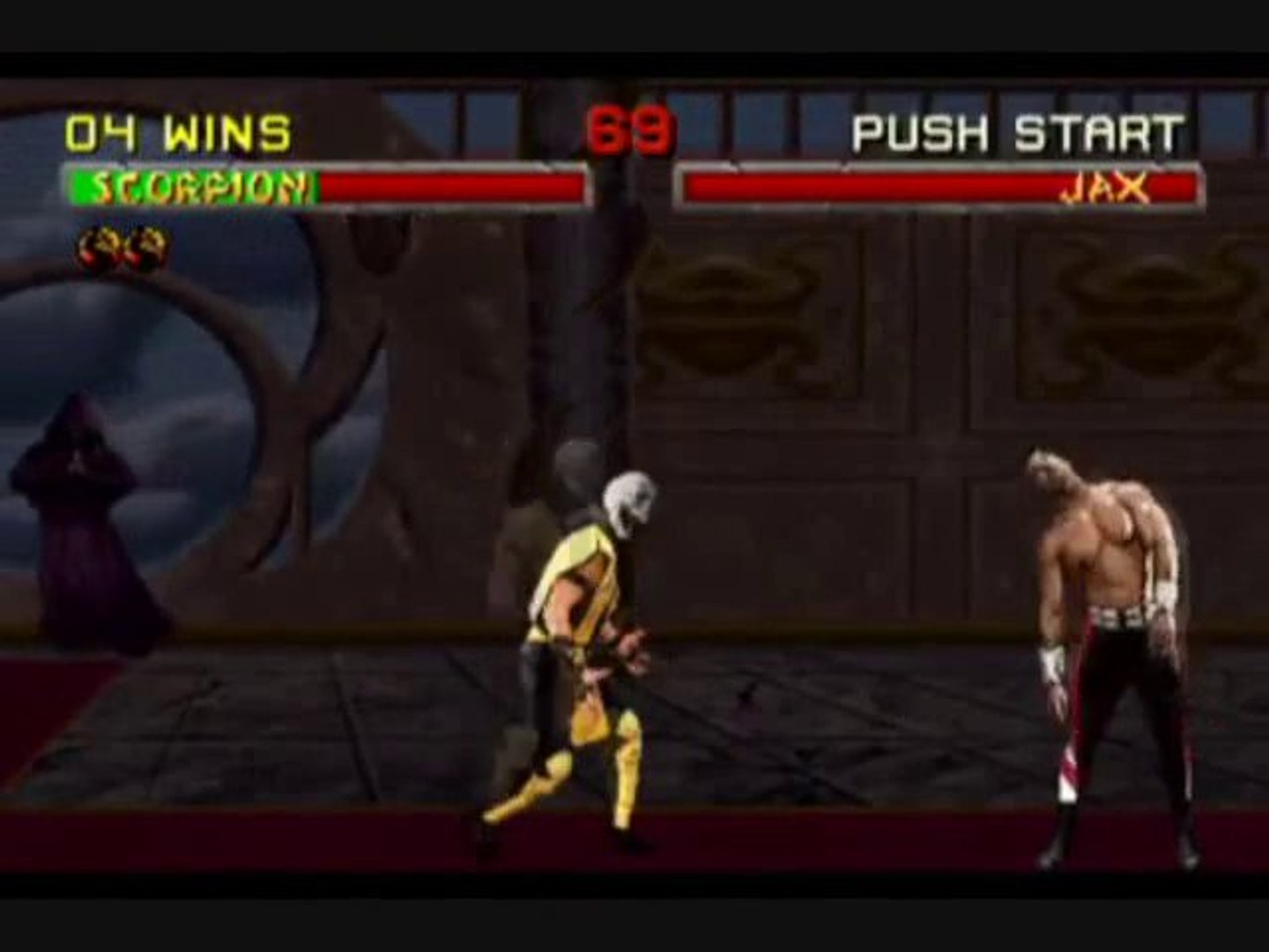 Mortal Kombat Scorpion Toasty Video Dailymotion