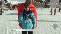 Risques importants d'avalanches dans les Alpes