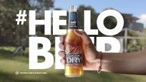 Compilation de pubs pour la bière Carlton Dry de HELLOBEER - Mort de rire!