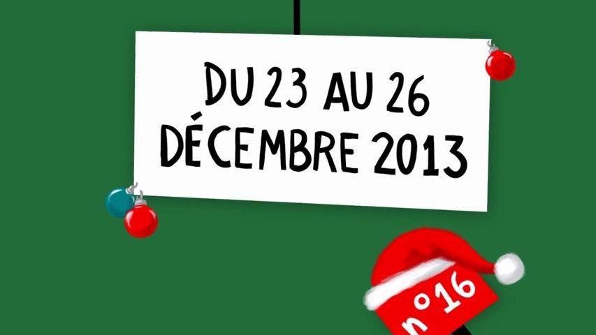 La semaine dessinée de la tête au carré  - du 23 au 26 décembre -