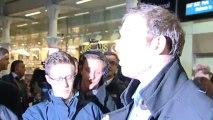 Greenpeace Arctic 30 Brits return to London