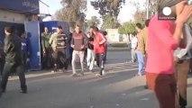 Mısır'da Müslüman Kardeşler destekçileri sokaklara döküldü
