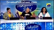 Pakistan Idol By Geo TV Episode 7  ( Karachi Auditions ) - 27th December 2013