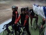 Baptême sur piste pour l'école de cyclisme du Vélo Club Six-Fours