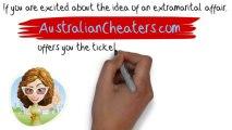Australian Cheaters - Married Dating Australia - Have an Affair