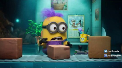 "Gru 2 FULL Mini-Movie #2 ""Panic In The Mailroom"" (HD)"