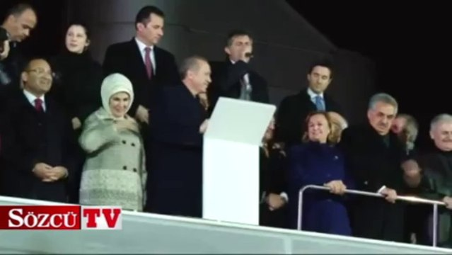 Erdoğan İdris Naim Şahin'in adını duyunca...