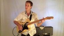 Rhythm Guitar Lesson - Strumming Guitar Pattern Tips for Beginners