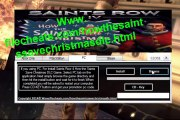 Installation Saints Row 4 How the Saints Save Christmas DLC Free -Xbox 360|PS3