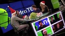 AndroTEC 004: Android 4.4.2, des robots, Motorola Moto G & Quiz de Noël !