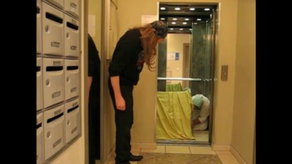 Parodie Ascenseurs Rémi Gaillard