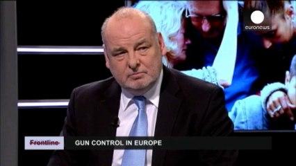 Ανοίγει η συζήτηση για τον έλεγχο της οπλοκατοχής στην Ευρώπη - euronews, on the frontline