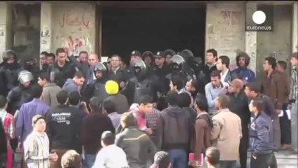 Κλιμακώνεται η βία στην Αίγυπτο - euronews, Διεθνή νέα