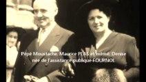 MARIAGE DE MES PARENTS Monique DUCLEROIR et Guy PLAS 1952